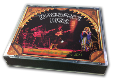 BLACKMORE'S NIGHT - SUMMER NIGHTS IN GERMANY 2014