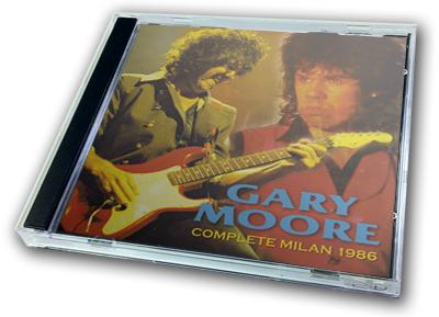 GARY MOORE - COMPLETE MILAN 1986