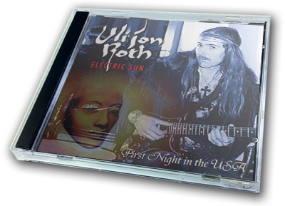 ULI JON ROTH - FIRST NIGHT IN THE USA
