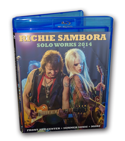 RICHIE SAMBORA - SOLO WORKS 2014