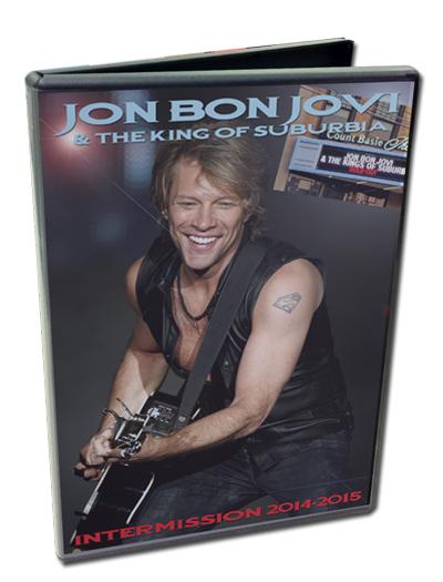 JON BON JOVI - INTERMISSION 2014-2015