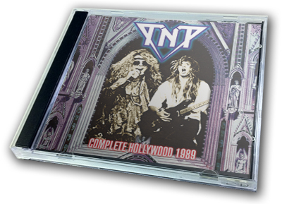 TNT - COMPLETE HOLLYWOOD 1989