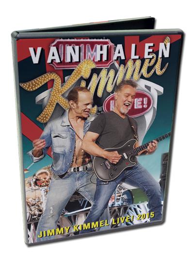 VAN HALEN - JIMMY KIMMEL LIVE! 2015