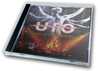 UFO - MAKING CONTACT WITH BILLY