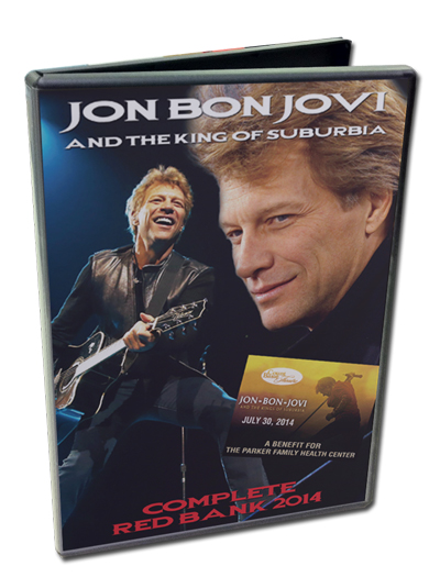 JON BON JOVI - COMPLETE RED BANK 2014