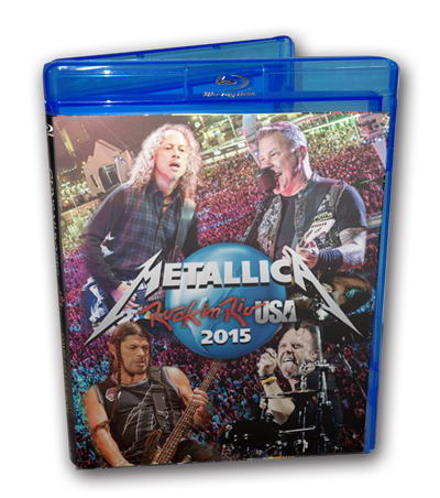 METALLICA - ROCK IN RIO USA 2015