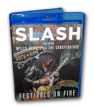 SLASH - FESTIVALS ON FIRE