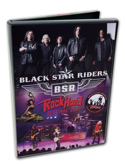 BLACK STAR RIDERS - ROCK HARD FESTIVAL 2015