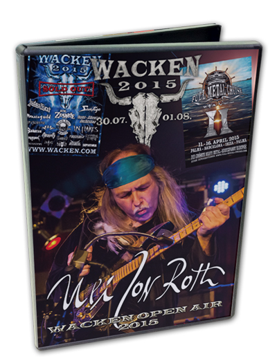ULI JON ROTH - WACKEN OPEN AIR 2015