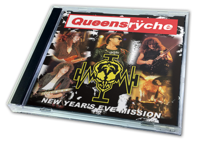 QUEENSRYCHE - NEW YEAR'S EVE MISSION