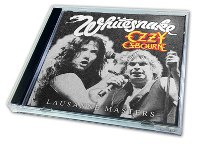 WHITESNAKE + OZZY OSBOURNE - LAUSANNE MASTERS