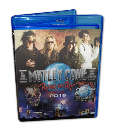MOTLEY CRUE - ROCK IN RIO BRAZIL 2015