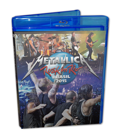 METALLICA - ROCK IN RIO BRAZIL 2015