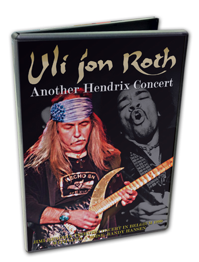 ULI JON ROTH - ANOTHER HENDRIX CONCERT