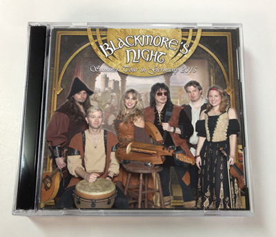BLACKMORE'S NIGHT - SUMMER TOUR IN GERMANY 2015
