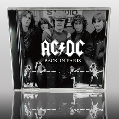 AC/DC - BACK IN PARIS