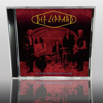 DEF LEPPARD - SLANG BROADCASTS 1996