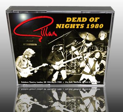 GILLAN - DEAD OF NIGHTS 1980