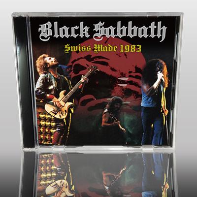 BLACK SABBATH - SWISS MADE 1983