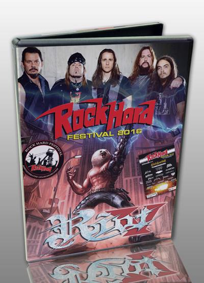 RIOT V - ROCK HARD FESTIVAL 2016