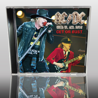 AC/DC - GET OR BUST