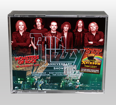 THIN LIZZY - MONSTERS OF ROCK IN GERMANY 2016
