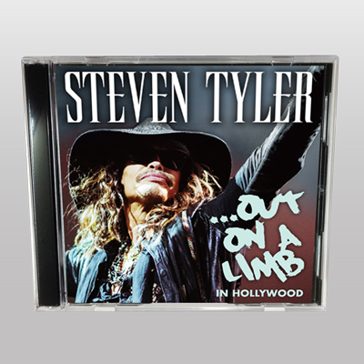STEVEN TYLER - OUT ON A LIMB IN HOLLYWOOD