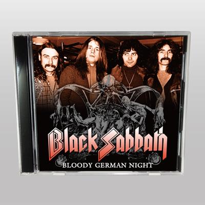 BLACK SABBATH - BLOODY GERMAN NIGHT