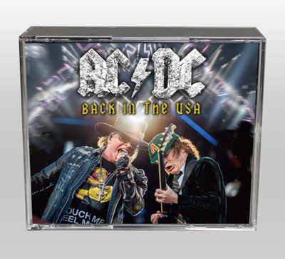 AC/DC - BACK IN THE USA