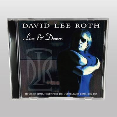 DAVID LEE ROTH - LIVE & DEMOS
