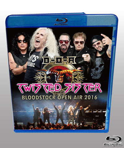 TWISTED SISTER - BLODDSTOCK OPEN AIR 216