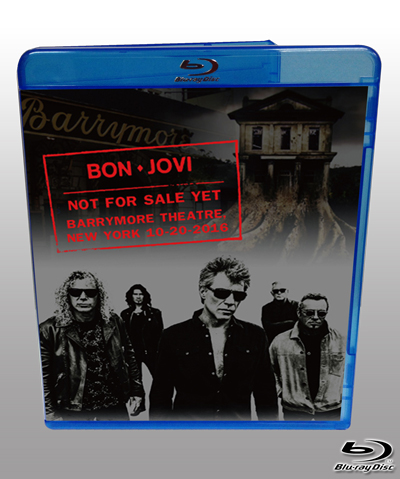BON JOVI - NOT FOR SALE YET