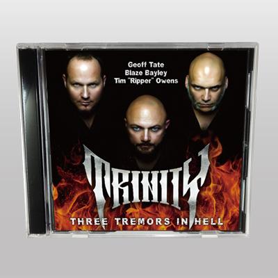 TRINITY - THREE TREMORS IN HELL
