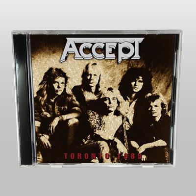 ACCEPT - TORONTO 1989