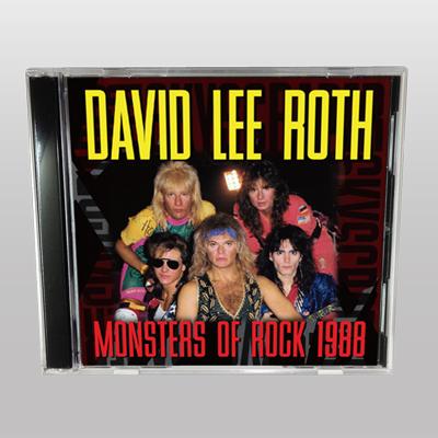 DAVID LEE ROTH - MONSTERS OF ROCK 1988