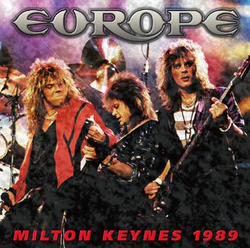 EUROPE - MILTON KEYNES 1989