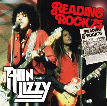 THIN LIZZY - READING ROCK '75