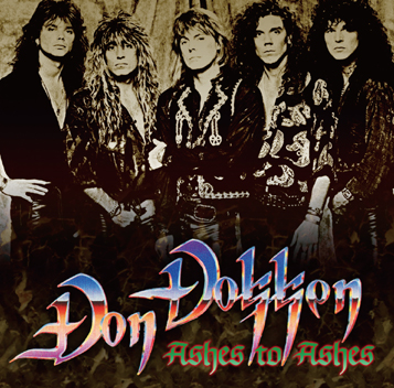 DON DOKKEN - ASHES TO ASHES