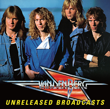 VANDENBERG - UNRELEASED BROADCASTS