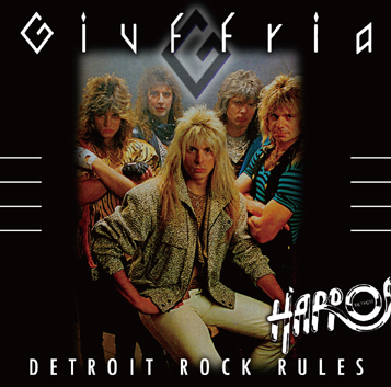 GIUFFRIA - DETROIT ROCK RULES