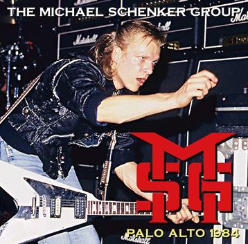 MICHAEL SCHENKER GROUP - PALO ALTO 1984