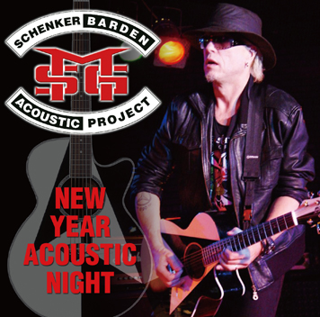 SCHENKER BARDEN ACOUSTIC PROJECT - NEW YEAR ACOUSTIC NIGHT