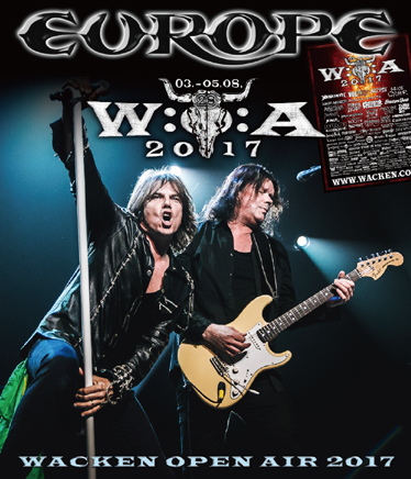 EUROPE - WACKEN OPEN AIR 2017