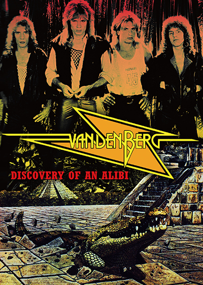 VANDENBERG - DISCOVERY OF AN ALIBI
