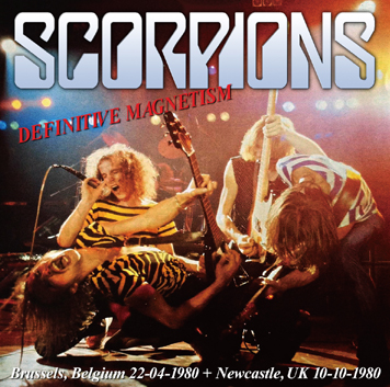 SCORPIONS - DEFINITIVE MAGNETISM