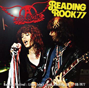 AEROSMITH - READING ROCK '77