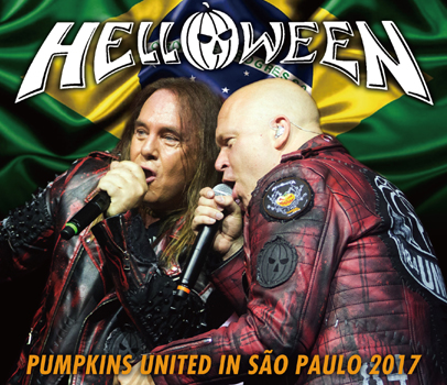 HELLOWEEN - PUMPKINS UNITED IN SAO PAULO 2017