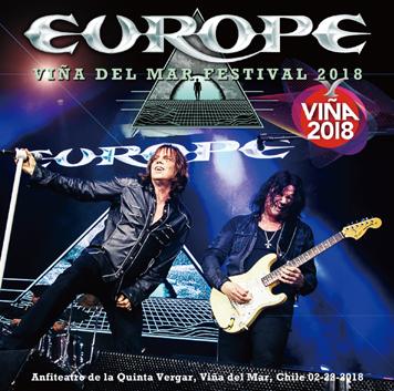 EUROPE - VINA DEL MAR FESTIVAL 2018