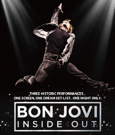 BON JOVI - INSIDE OUT