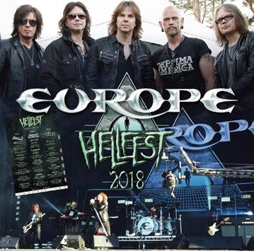 EUROPE - HELLFEST 2018